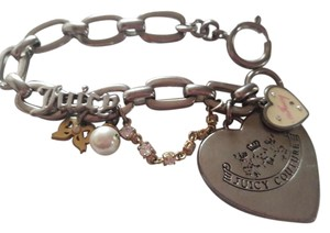 Juicy Couture Limited Edition Charm Bracelet