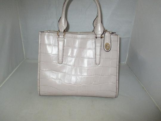 Coach Next Day Shipping Satchel in GREY Image 10
