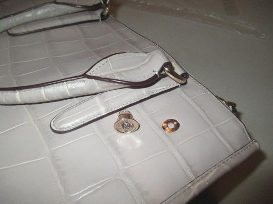 Coach Next Day Shipping Satchel in GREY Image 6