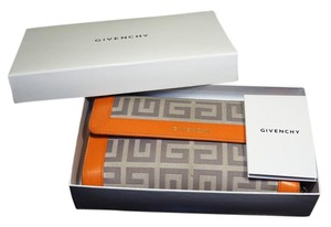 Givenchy Long Wallet With Zip
