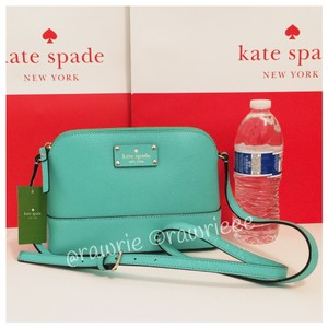 Kate Spade Zip Top Structured Shoulder Bag