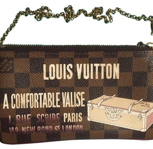 Louis Vuitton Free Shipping Lv Valise Limited Edition Baguette