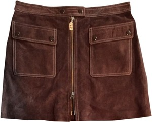 Winter and Miggs Skirt Brown