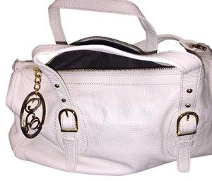 Onna Ehrlich Satchel in White