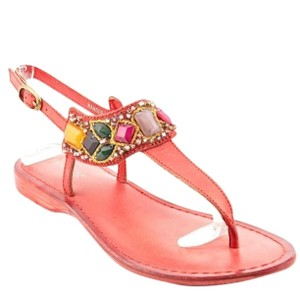 Matisse Red(rust) Sandals