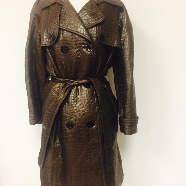 Mycra Pac Trench Coat Image 1