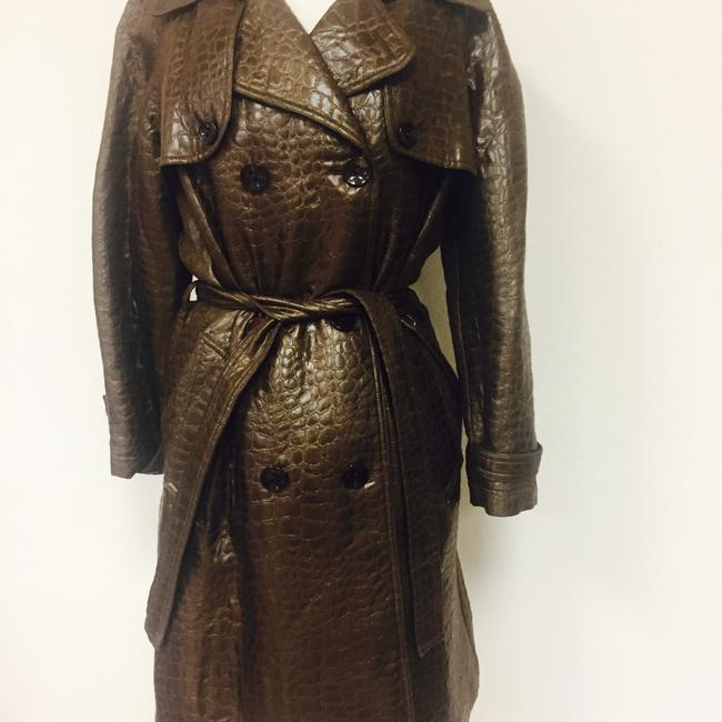 Mycra Pac Trench Coat Image 2