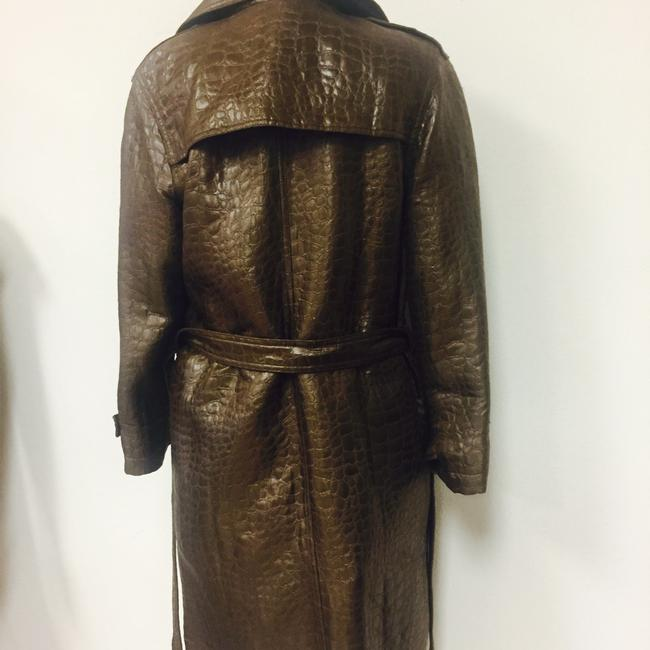Mycra Pac Trench Coat Image 3