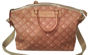 Dooney & Bourke Weekender Diaper Melon Travel Bag