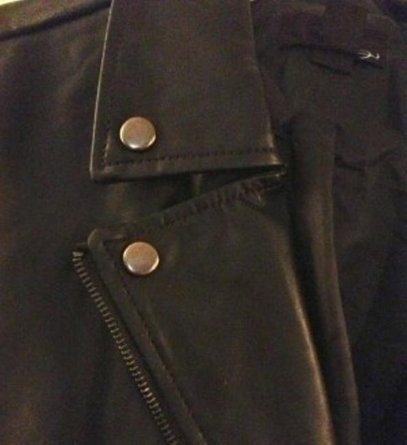 Forever 21 Leather Motorcycle Jacket