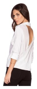 Bailey 44 Button Down Shirt White