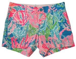 Lilly Pulitzer Mini/Short Shorts Lets Cha Cha