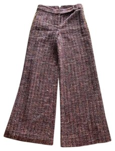 Tracy Reese Wide Leg Pants multi