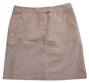 Kenar Mini Skirt Peach