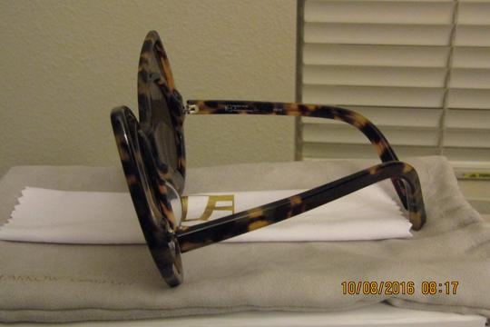 Linda Farrow Pointy Cat Eye Sunglasses Image 7
