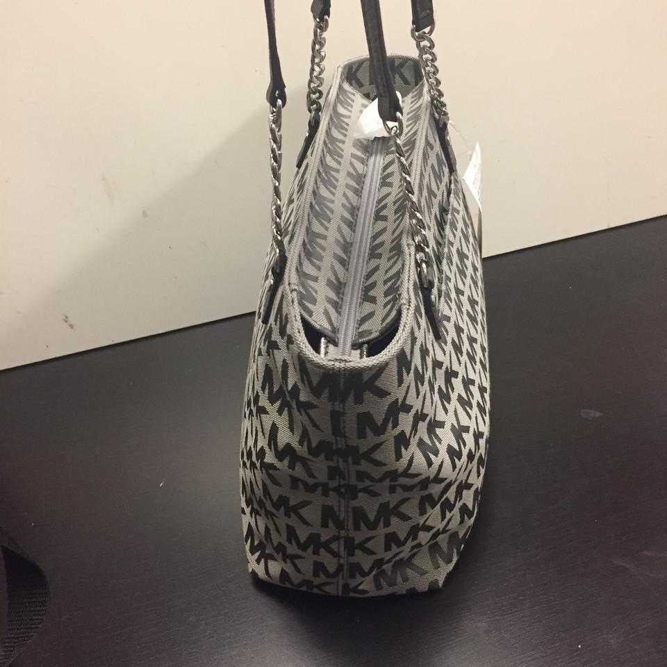 be587f8e4755 ... ebay michael michael kors tote in grey. 12345678910 d4b27 60492