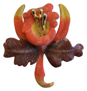 Other Rare Phalaenopsis Orchid Brooch