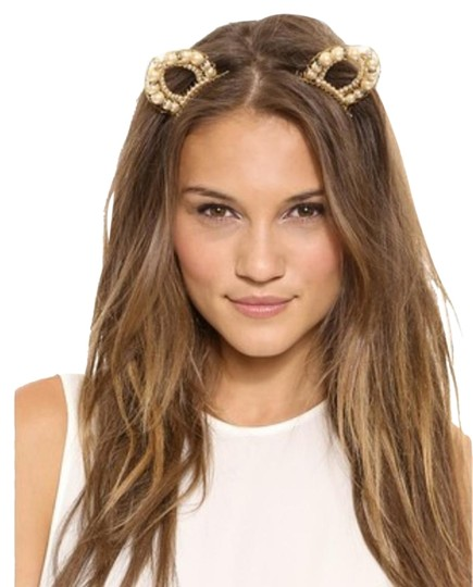 Preload https://img-static.tradesy.com/item/19696016/erickson-beamon-goldpearl-stratosphere-cat-ear-combs-hair-accessory-0-1-540-540.jpg