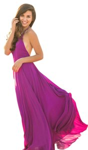 Leshop Crisscross Strap Maxi Dress