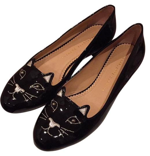 Preload https://img-static.tradesy.com/item/19696247/charlotte-olympia-patent-black-kitty-studs-flats-size-us-85-regular-m-b-0-1-540-540.jpg