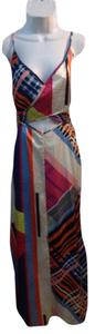multi color Maxi Dress by