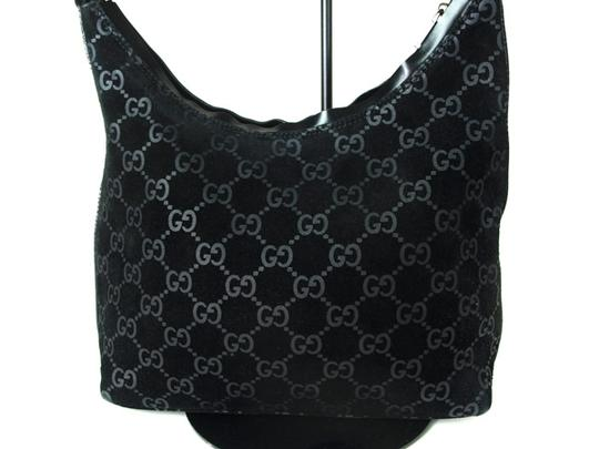 Gucci Chrome Hardware Dressy Or Casual Hard To Find Style Hint Of Metallic Mint Vintage Hobo Bag Image 3