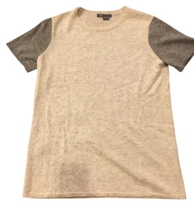 Vince T Shirt Grey, Light Grey