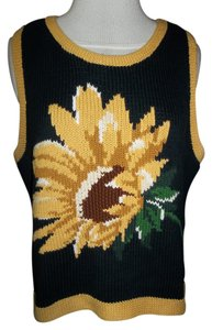 Liz Claiborne Medium Vest Knitted Sweater