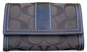Coach Coach Signature C monogram Wallet