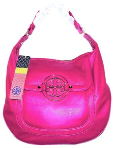 Tory Burch Amanda Flat Hobo Bag