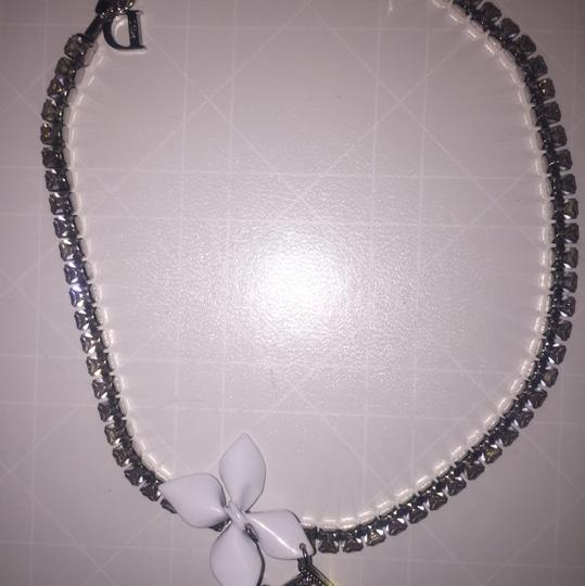 Dior Dior glamor Flower necklace