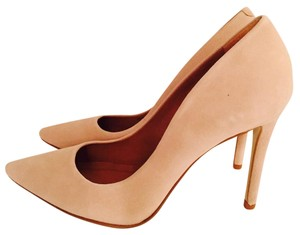 Cathy Jean Beige Pumps