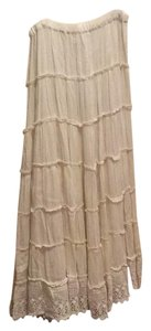 Ralph Lauren Maxi Skirt Cream