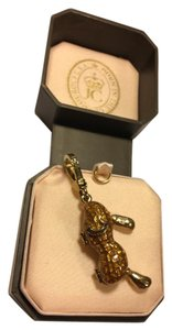Juicy Couture NEW! JUICY COUTURE VERY RARE PEANUT LOCKET CHARM!