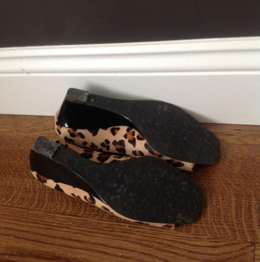 BCBGMAXAZRIA brown and black Wedges Image 3