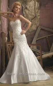 Mori Lee 2512 Wedding Dress