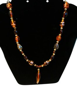 Other Beautiful Glass Bead Necklace