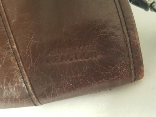 Kenneth Cole Reaction Brown Clutch Image 1