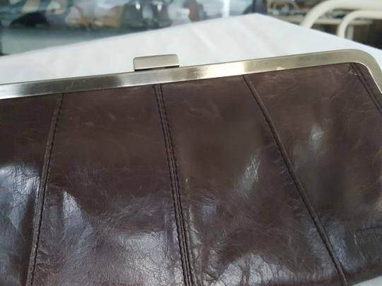 Kenneth Cole Reaction Brown Clutch Image 3