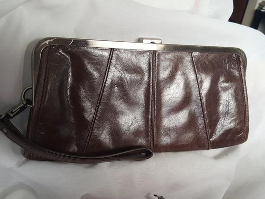 Kenneth Cole Reaction Brown Clutch Image 4