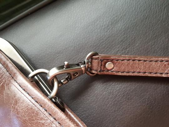 Kenneth Cole Reaction Brown Clutch Image 5