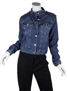 See by Chloé blue Womens Jean Jacket