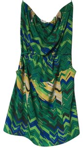 Collective Concepts short dress Green on Tradesy