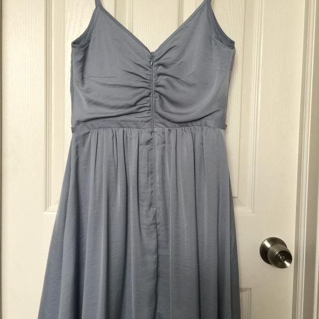 Banana Republic short dress Baby Blue Summer Fit And Flair Church Wedding on Tradesy Image 2