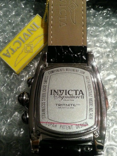 Invicta New Invicta Special Edition Signature II Collection Swiss Watch Image 3