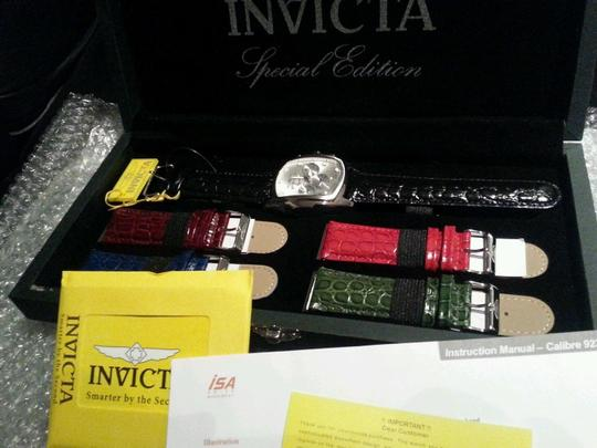 Invicta New Invicta Special Edition Signature II Collection Swiss Watch Image 6