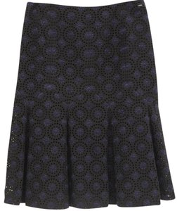 Chanel Skirt Black, Navy