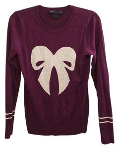 French Connection Bow Lightweight Sweater