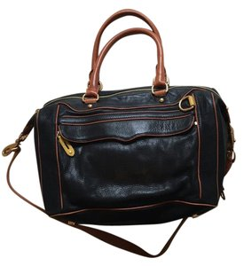 Rebecca Minkoff Black Travel Bag