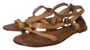 Madewell Leather Tan Brown Sandals